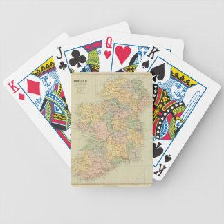 Ireland. Spelkort
