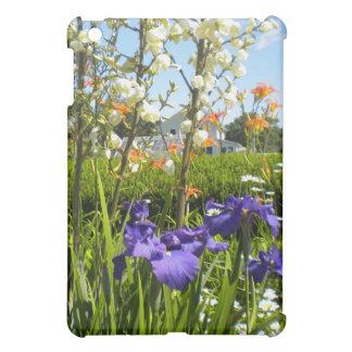 Iris och daylilliesiPadfodral iPad Mini Skydd