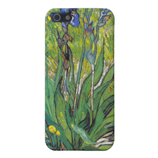 Irisen, Vincent Van Gogh iPhone 5 Skal