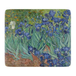Irises av Van Gogh