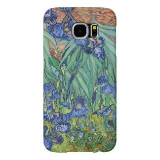 Irises av Van Gogh Galaxy S5 Fodral