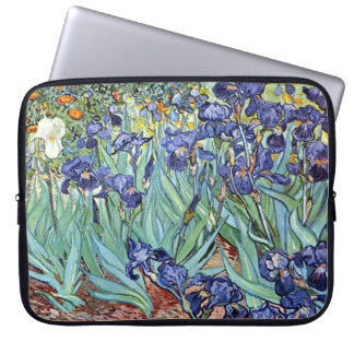 Irises av Vincent Van Gogh 1898 Laptop Sleeve
