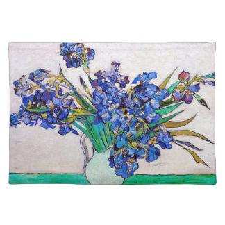 Irises av Vincent Van Gogh Bordstablett