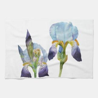 Irises Kökshandduk