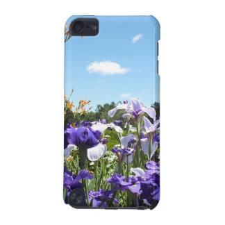 Irises och himmel iPod touch 5G fodral