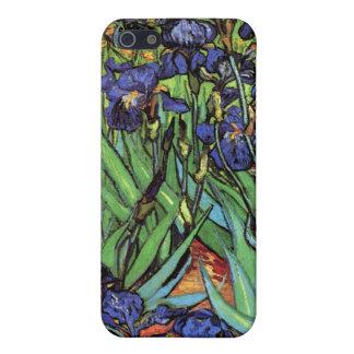 Irises som Är Sanktt-Remy, Van Gogh iPhone 5 Skydd