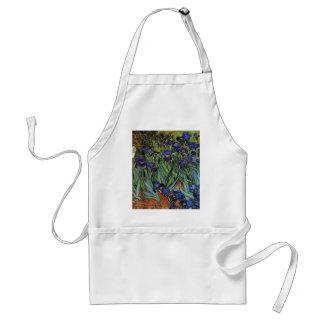 Irises Van Gogh Förkläde