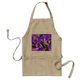 IrisfärgViolet Förkläde