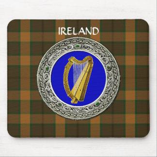 Irland ärmar musmatta