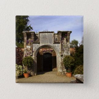 Irland Dromoland den slott Walled trädgården Standard Kanpp Fyrkantig 5.1 Cm
