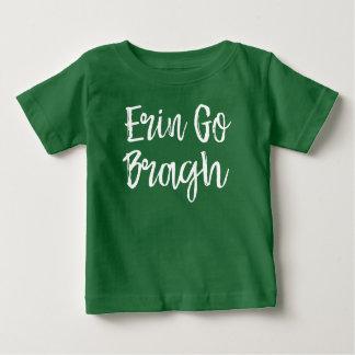 Irland Erin går den Bragh ungen T-shirt