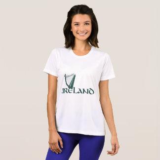 Irland harpadesign, irländsk harpa tröja