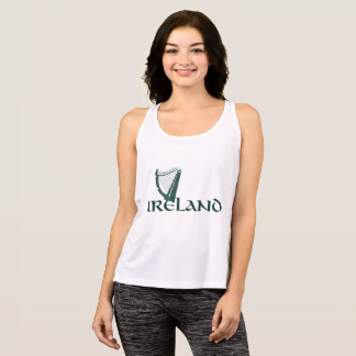 Irland harpadesign, irländsk harpa tshirts