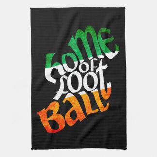 Irland hem av Teahandduken för fotboll GAA Kökshandduk