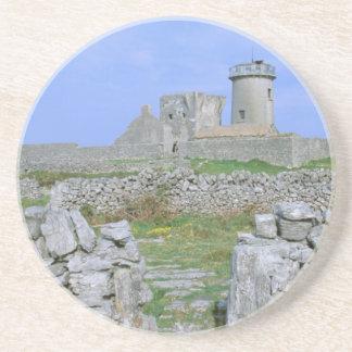 Irland Inishmore, Aran ö, DunAengus fort Underlägg