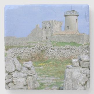 Irland Inishmore, Aran ö, DunAengus fort Underlägg Sten