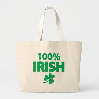 Irländare 100% jumbo tygkasse