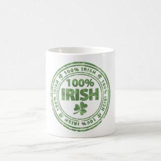 irländare 100% magisk mugg