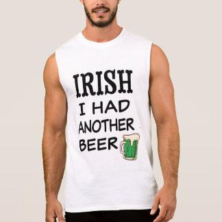 Irländare hade jag en annan för st-pattys för öl ärmlösa tröjor