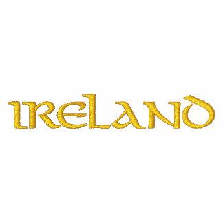Irländare - jackor för Eire st patricks daysportar Broderade Jackor