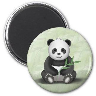 Irländare pandaen - magnet