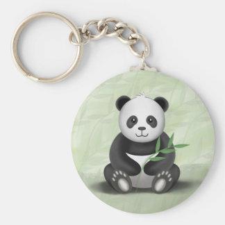 Irländare pandaen - nyckelring