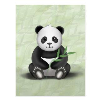 Irländare pandaen - vykort