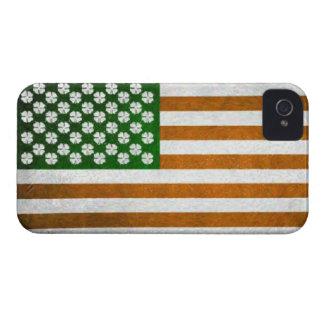 Irländsk amerikan 015 Case-Mate iPhone 4 skydd