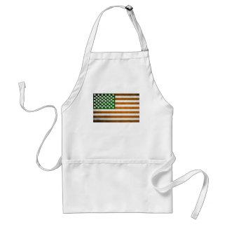 Irländsk amerikan 015 förkläde