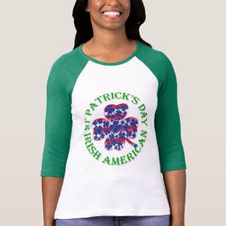 Irländsk amerikan   st patrick's day tröjor