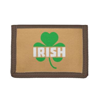 Irländsk cloverleafshamrock Z2n9r