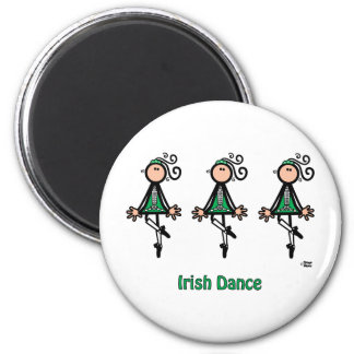 Irländsk dans magnet