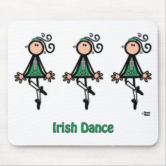 Irländsk dans musmattor