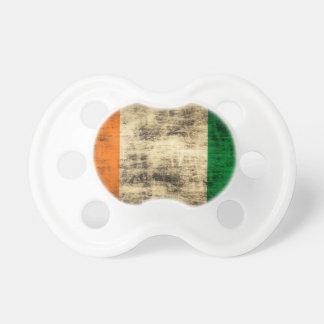 Irländsk flagga för Grunge Napp