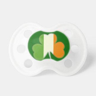 Irländsk flaggaShamrock Napp