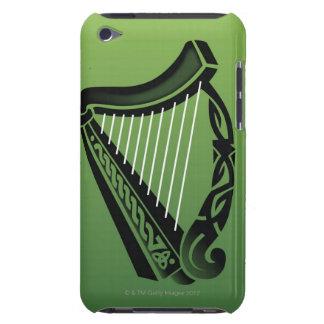 Irländsk harpa iPod touch skydd