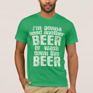 Irländsk humor för grön öldag tröja