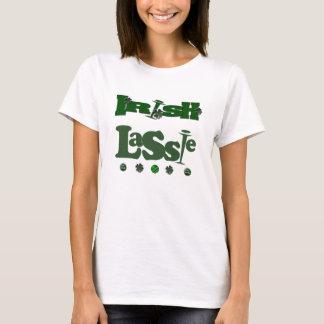 Irländsk jänta tee shirts