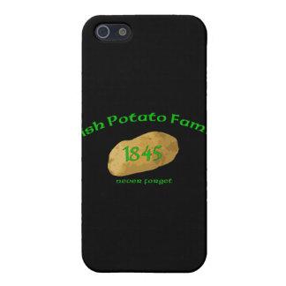 Irländsk potatissvält 1845 - glöm aldrig iPhone 5 skal