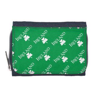 Irländsk pride för Irland Shamrocksymbol