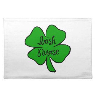 Irländsk sjuksköterska bordstablett