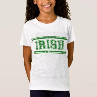 Irländsk vintageuniversitetar DS T-shirts
