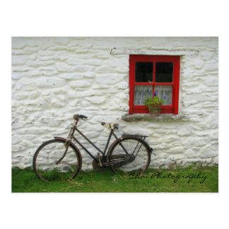 Irländska Bike.jpg Vykort