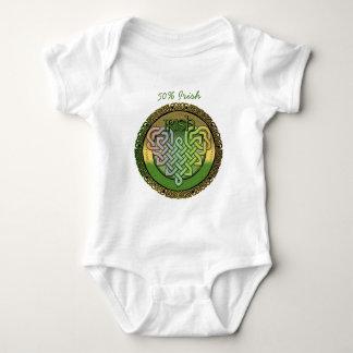 Irländska Celticfnurror - st patrick's day T-shirt