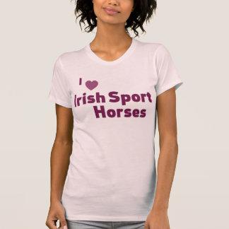 Irländska sporthästar tröjor