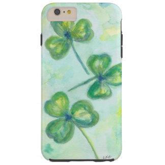 Irländskt fodral för Shamrocksiphone 6/6s Tough iPhone 6 Plus Fodral