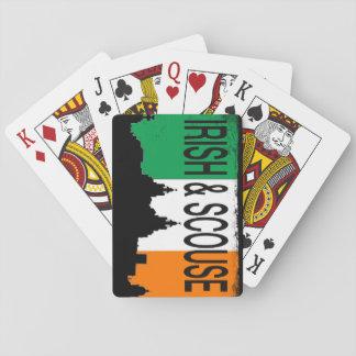 Irländskt & scouse casinokort