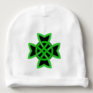 Irländskt stort djärvt djupt - grön Celtic fnurra