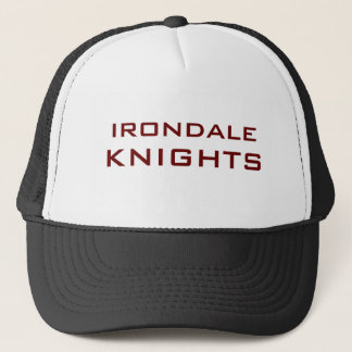 irondale RIDDARE Truckerkeps