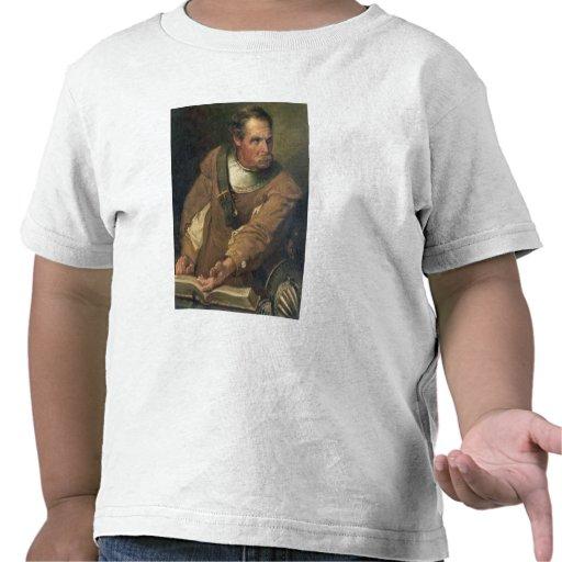 Ironsiden (olja på kanfas) (para av 124491), t shirts